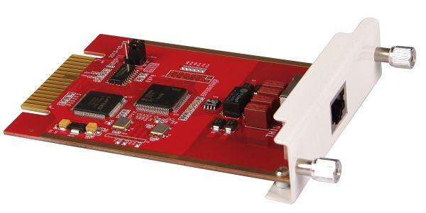 ZYCOO 1E1/T1 module with E1 or T1 interface
