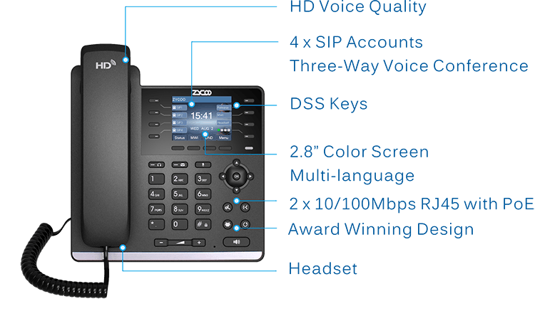 IP Phone H83